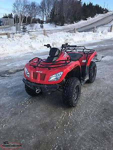 2014 Arctic Cat 400 ATV