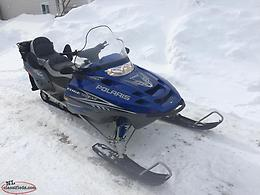 2006 Polaris edge touring 550 fan! Showroom condition