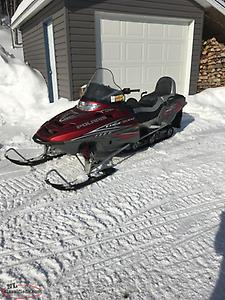 2006 Polaris Edge Touring 550
