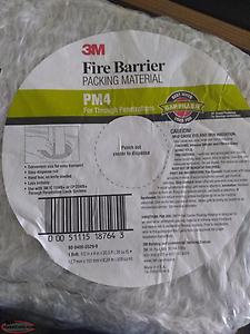 3 M FIRE BARRIER P M 4