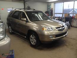 2005 Acura MDX Touring AWD, 7 Passenger, Loaded, MVI, H/Leather, New Tires