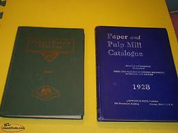FROM THE GRAND FALLS PAPER MILL 2 BOOKS