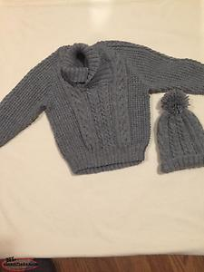 home knitted