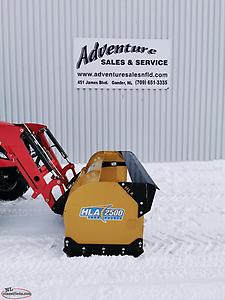 "HLA 2500 SERIES 96"" SNOW PUSH"