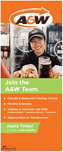 A&W Paradise COMING SOON... NOW HIRING