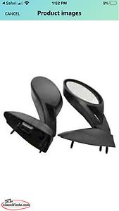 LTB Polaris Edge Touring Mirror