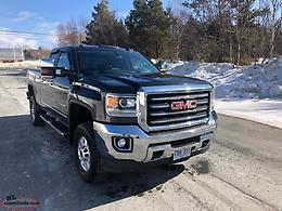 2015 GMC 2500 HD All Terrain 6.6L Duramax Diesel
