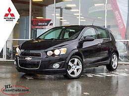 2014 Chevrolet Sonic LT - $98 B/w Taxes In!