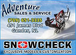 Polaris SnowCheck EXCLUSIVE BONUS OFFER - only at Adventure Sales & Service