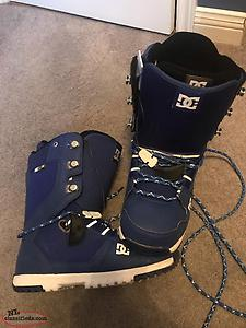 DC Snowboard Boots-NEW