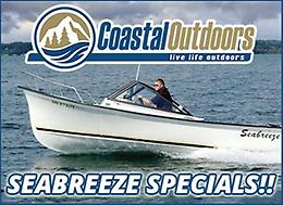 SPRING SAVINGS ON SEABREEZE BOATS!