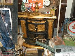 Wanted Antique Newfoundland Made Stoves in good condition.