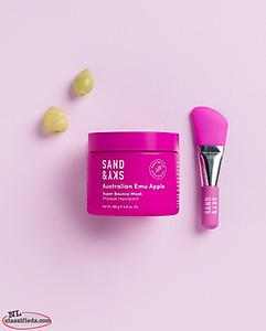 Sand & Sky bounce mask and glow drops
