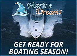 GET READY FOR BOATING SEASON!!