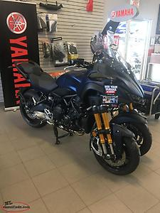 Save BIG on this 2019 Yamaha Niken GT