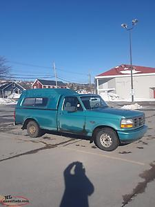 INSPECTED 2WD 1995 Ford F150 $3200