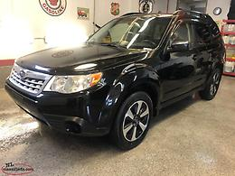 SOLD!!! 2012 Subaru Forester 2.5X- ALL Wheel Drive