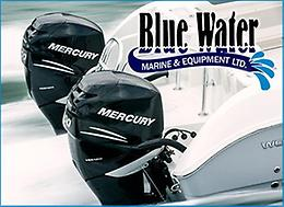 Blue Water Marine and Mercury Outboards!