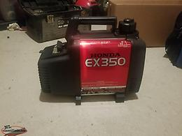 WANTED TO BUY HONDA EX500/350 GENERATOR
