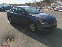 2015 VW Jetta 2.0L Automatic