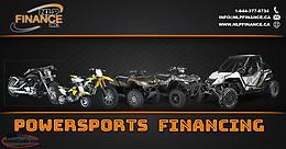 Side by Side Finance - NEW or USED - DEALER or PRIVATE sale