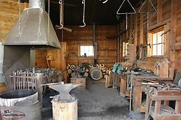 Looking for all blacksmith tools.
