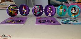 Lego Friends pods