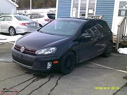 2011 volks gti 6 spd