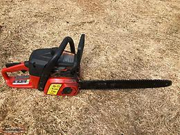 Craftsman 40cc Chainsaw