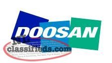 DOOSAN MARINE & INDUSTRIAL ENGINES & PARTS
