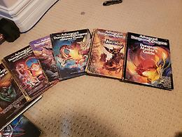dungeons and dragons collection