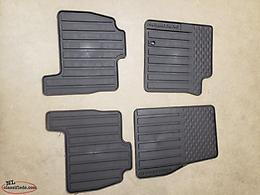 All weather floor mats. Fits 2002-2010 Expedition