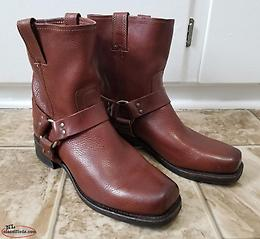 Frye 8R Harness Boot in Size 11.5M - Made in USA! - Brand new!