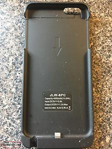 Cell Phone Battery Case