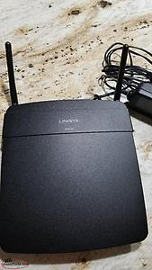Linksys ea 6100 router booster