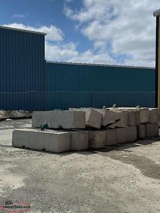 Concrete Blocks 2x2x7