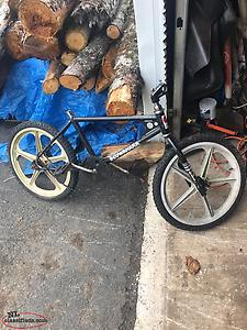 Wanted 1980's Bmx Bikes