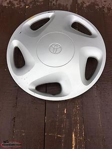 Factory Toyota Wheel Covers