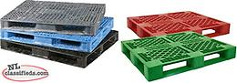 Looking For Plastic Pallets