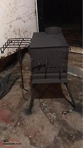 Trapper Wood Stove