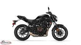 NEW 2019 YAMAHA MT-07
