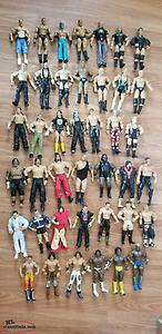 WWE Wrestler Collection