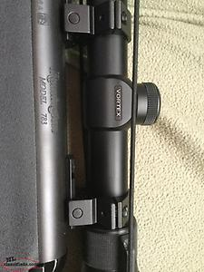 New Remington 783 Bolt Action 300 Win Mag with Vortex Viper Scope. Test fired.