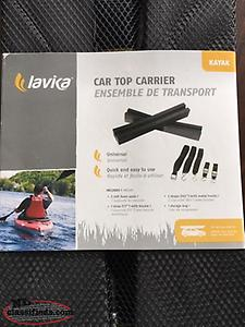 NEW Lavika Kayak Car-Top Carrier Kit