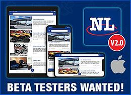 NL Classifieds iPad/iPhone App ready for testing!!!