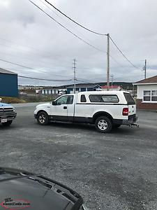 2004 Ford F-150 For Parts Or Repair