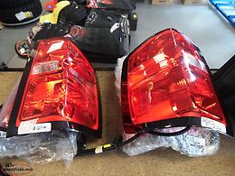 TAILLIGHTS 2016-2018 SILVERADO/SIERRA DIRECT FROM GM..SUPER PRICE