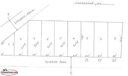 Land for sale - Carbonear, NL.