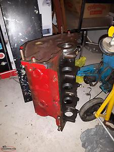 OMC 4 cylinder engine MAKE AN OFFER