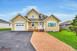Open Concept 5 bdrm, 3.5 bath home with all the bells & whistles